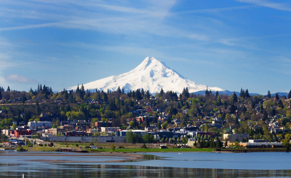 most beautiful places in united states - hood river oregon