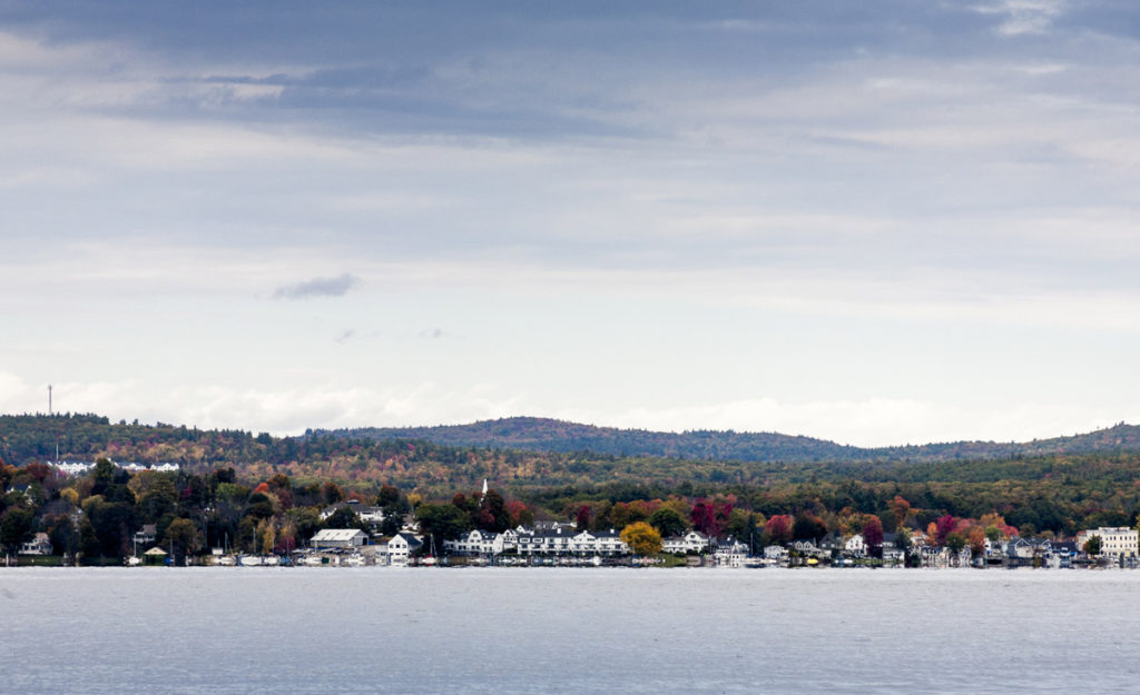 most beautiful places in united states - wolfeboro new hampshire