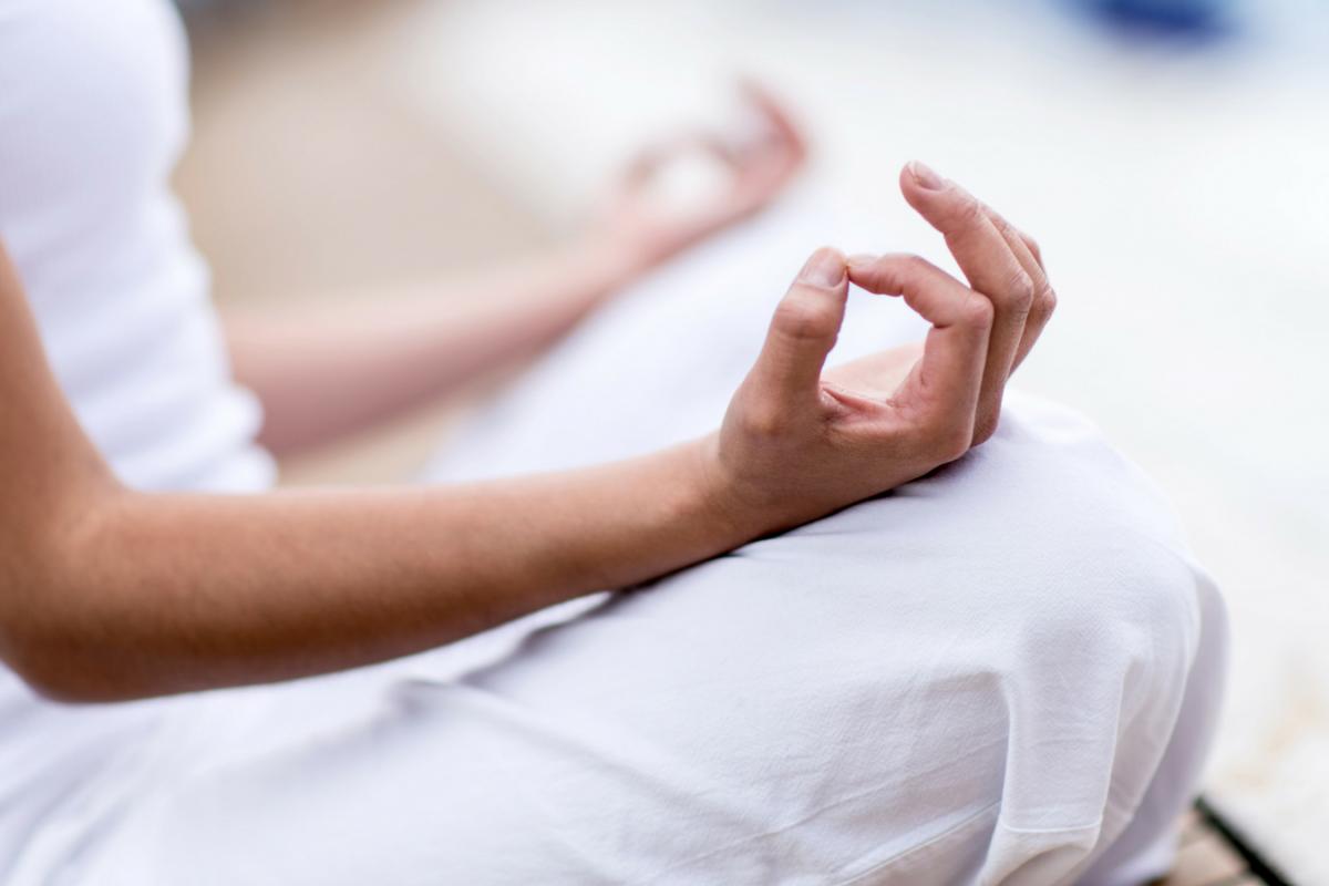 Meditation Canva