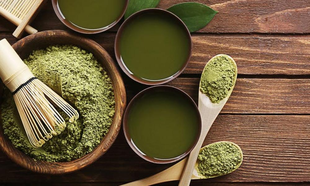 matcha green tea is alternative to coffee
