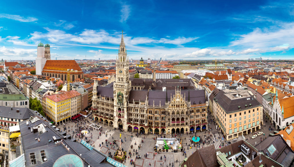 best places to travel alone internationally - munich, germany
