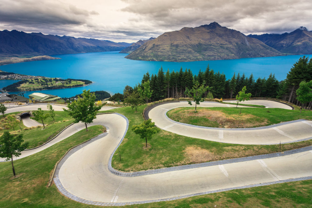 best places to travel internationally - Skyline, Queenstown, New Zealand