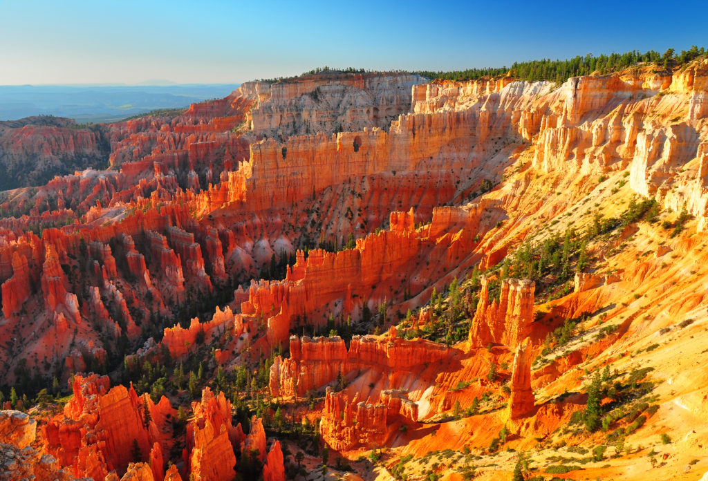 best places to see in america - bryce canyon