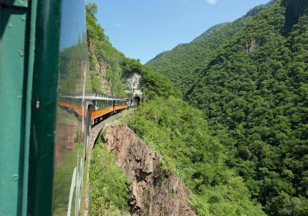 Copper Canyon, Mexico - Riding the CHEPE train through north Mexico