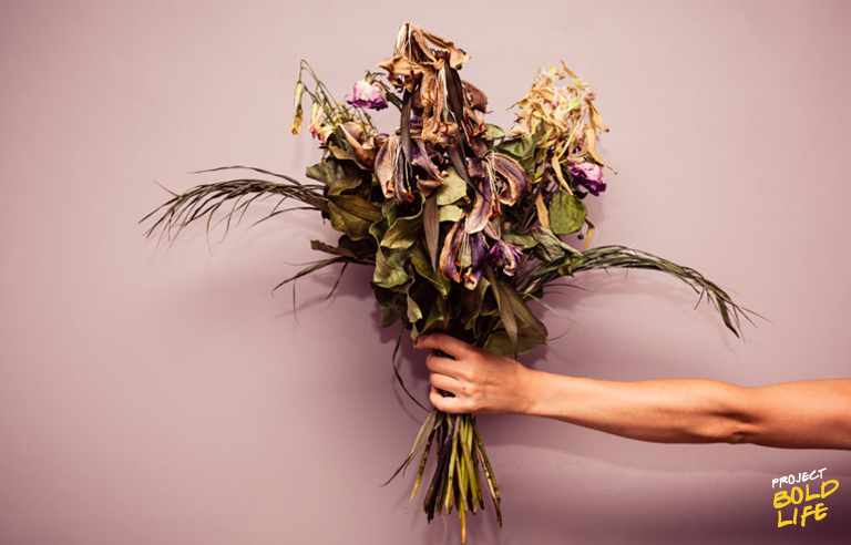 dead flower best flower