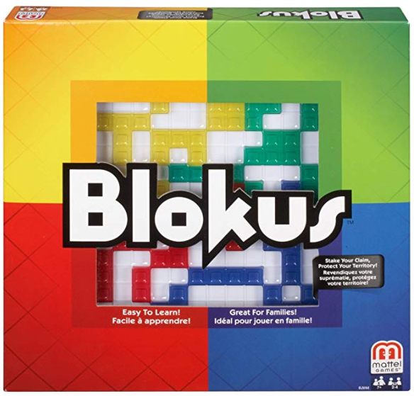 blokus family board game box cover