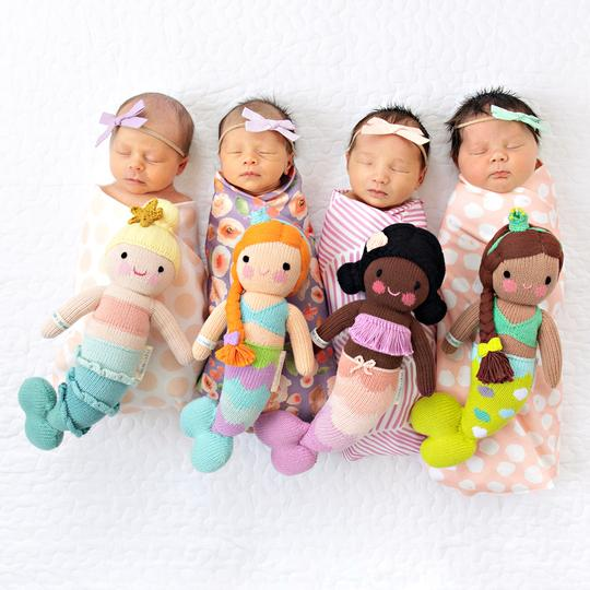 cuddle+kind dolls with babies