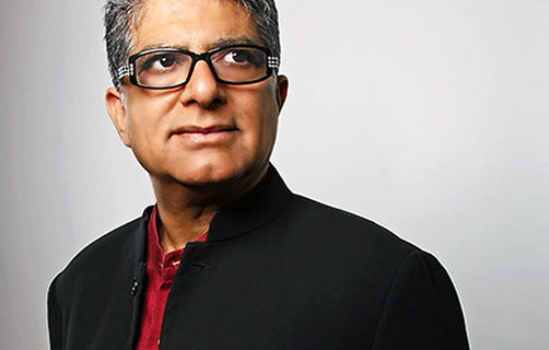 headshot of spiritual guru deepak chopra