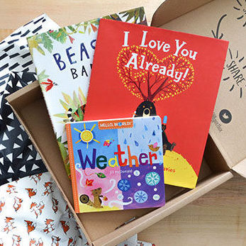 lillypost subscription book box
