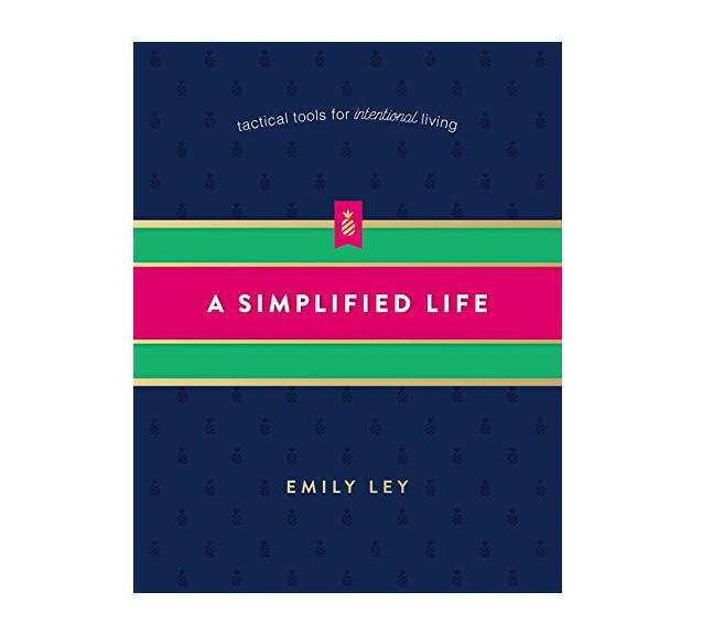 a simplified life book by emily ley