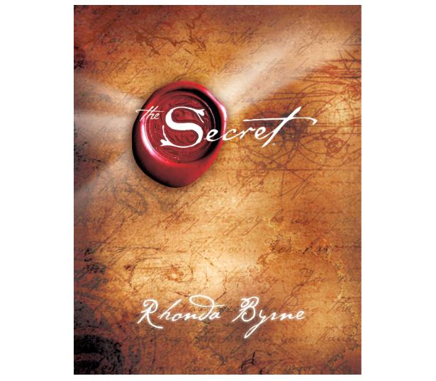 the secret by rhonda byrne book cover