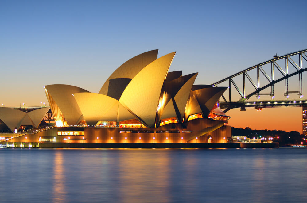 The Sydney Opera House one of the top concert venues in the world
