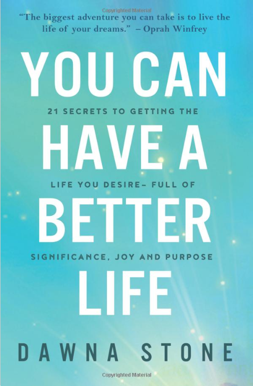 you can have a better life book cover by dawna stone