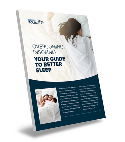guide to better sleep cover