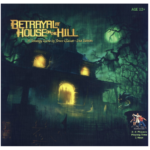 betrayal at house on the hill game box, a fun board game for adults