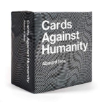 cards against humanity game box, a fun card games for adults