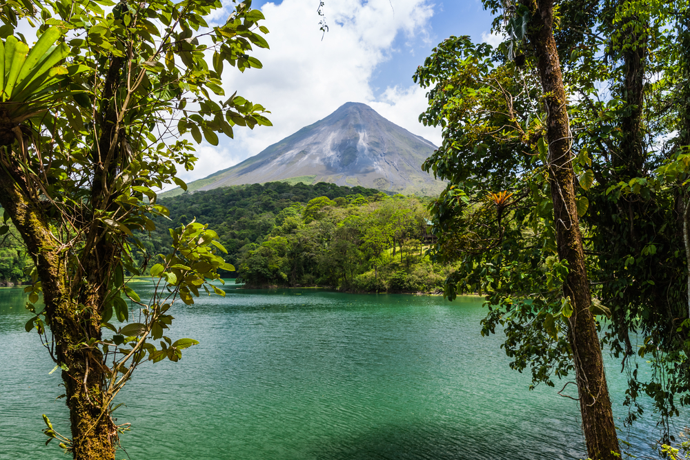 Arenal Volcano in Costa Rica - travel bucket list destination