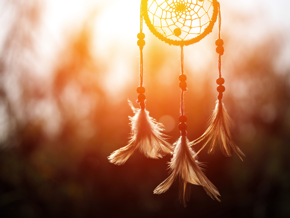 dream catcher in the sun - what do our dreams mean?