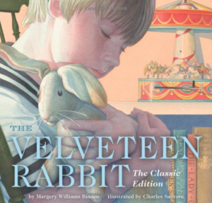 velveteen rabbit book by margery williams bianco