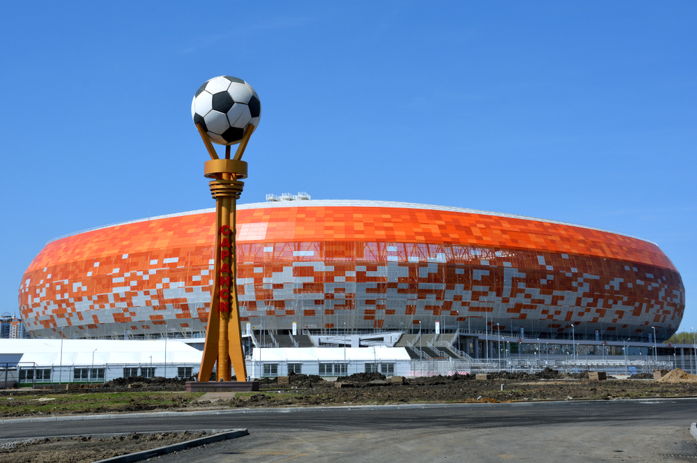2018 World Cup Stadium Mordovia Arena - can't miss sports experiences