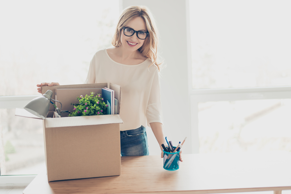 professional woman embracing a career change after 40