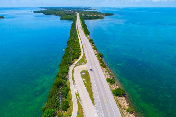 Scenic Highway in Key West, FL