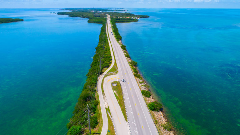 Scenic Highway in Key West, FL