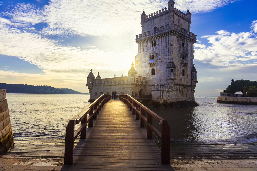 reason to visit lisbon, portugal - the torre de belem