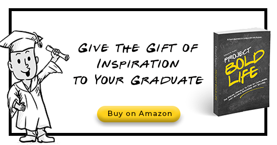 Give the gift of inspiration to your graduate buy PBL book